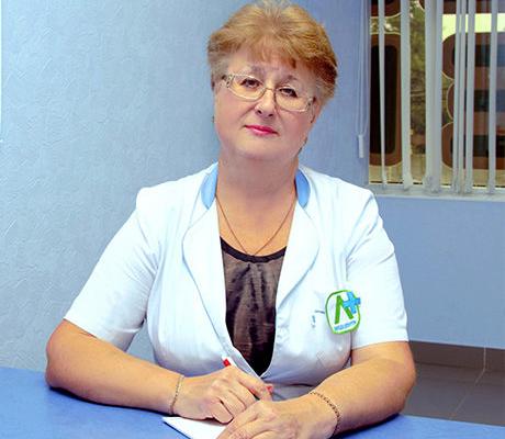Горбань Наталія Анатоліївна