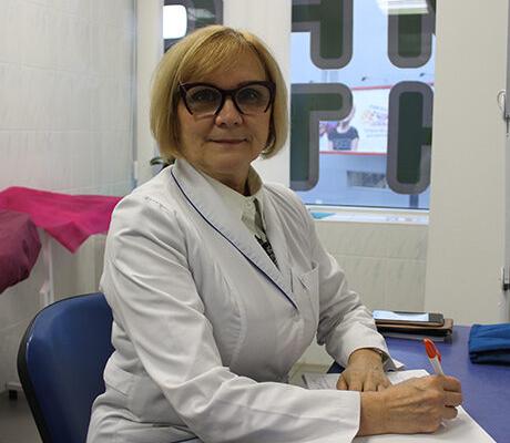 Карпенко Жанна Іванівна
